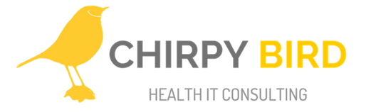 Chirpy Bird Inc Logo