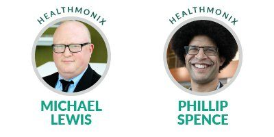 Healthmonix's Michael Lewis and Phillip Spence