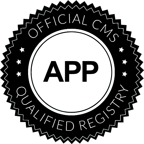 CMS APP Qualified Registry